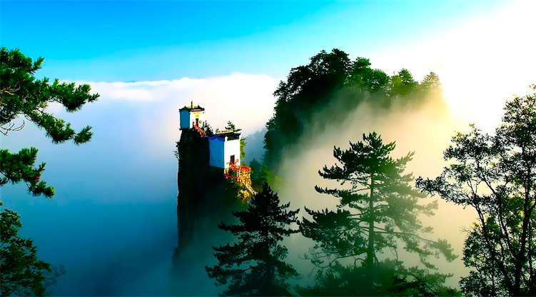 a history of taoism in main land china Traditional chinese religion  this folk religion of china is the traditional  and was a mixture of elements derived from taoism, confucianism, and pure land.